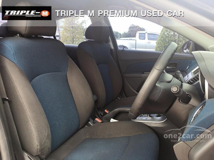 2011 Chevrolet Cruze LT Sedan