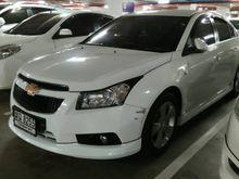 2012 Chevrolet Cruze (ปี 10-15) LTZ 1.8 AT Sedan