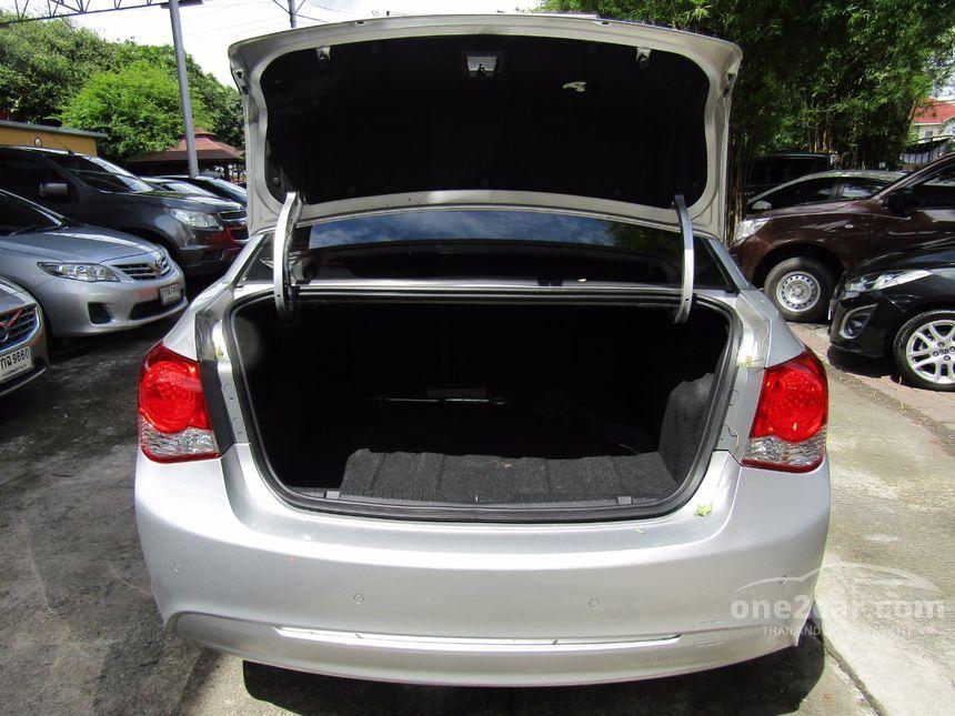 2015 Chevrolet Cruze LTZ Sedan