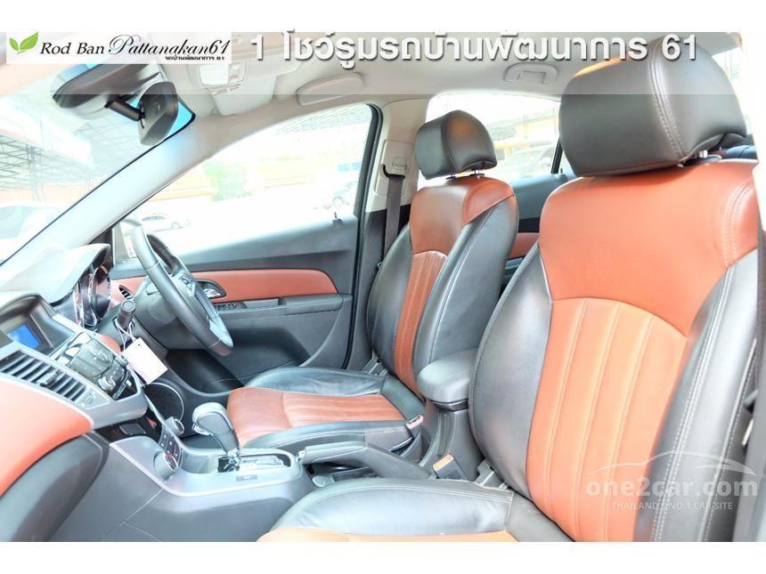2012 Chevrolet Cruze LTZ Sedan