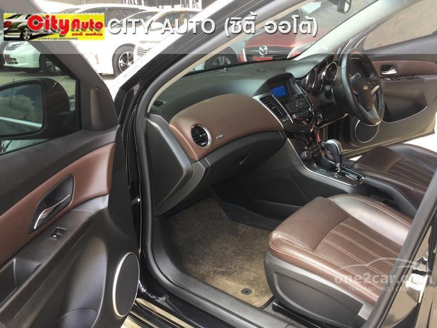2014 Chevrolet Cruze LTZ Sedan