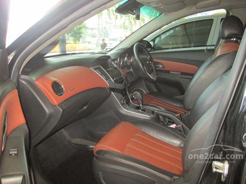 2013 Chevrolet Cruze LTZ Sedan