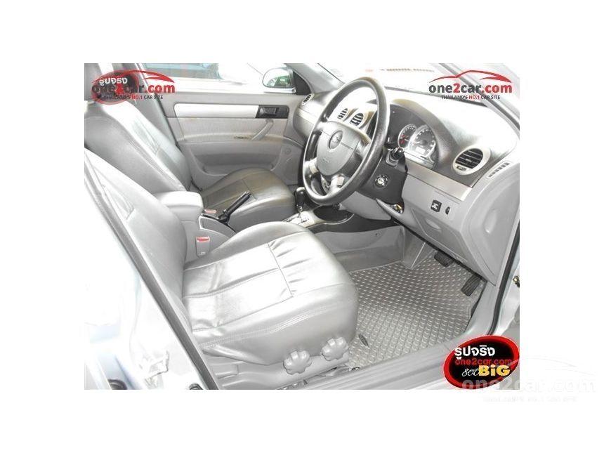 2008 Chevrolet Optra CNG Sedan