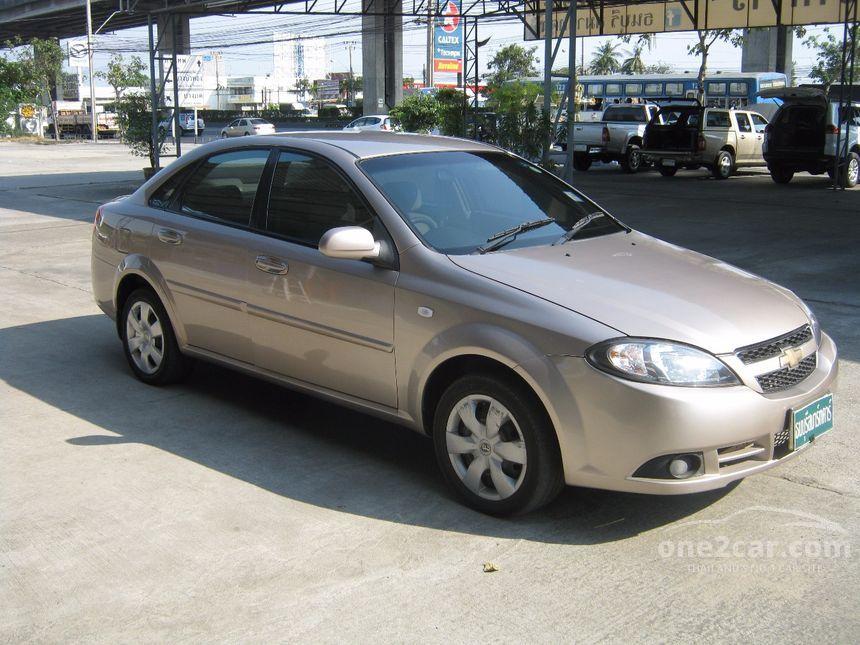 2009 Chevrolet Optra CNG Sedan