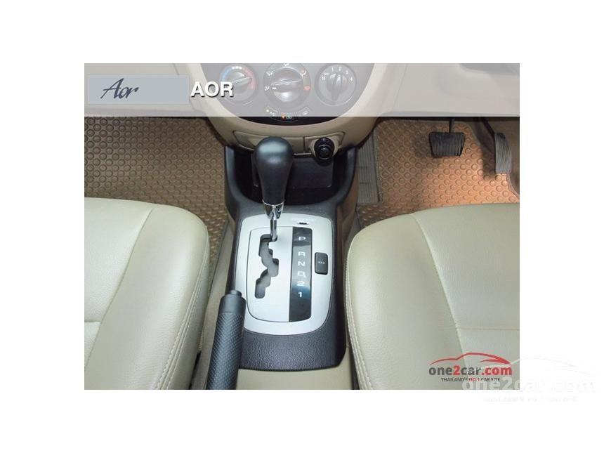 2010 Chevrolet Optra CNG Sedan