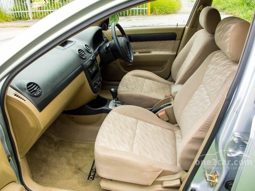 2007 Chevrolet Optra LS Sedan