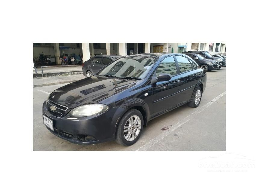 2008 Chevrolet Optra LS Sedan