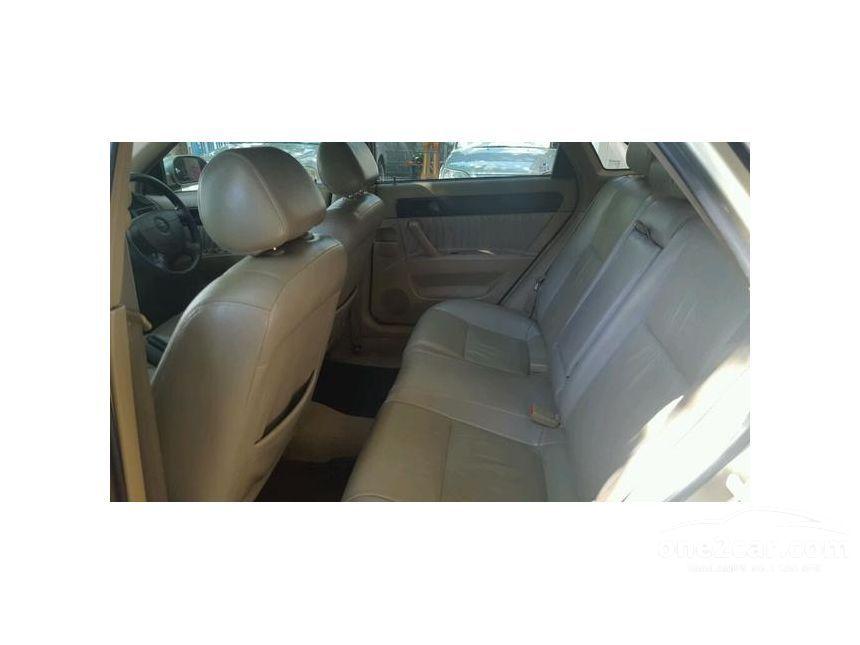 2005 Chevrolet Optra LS Sedan