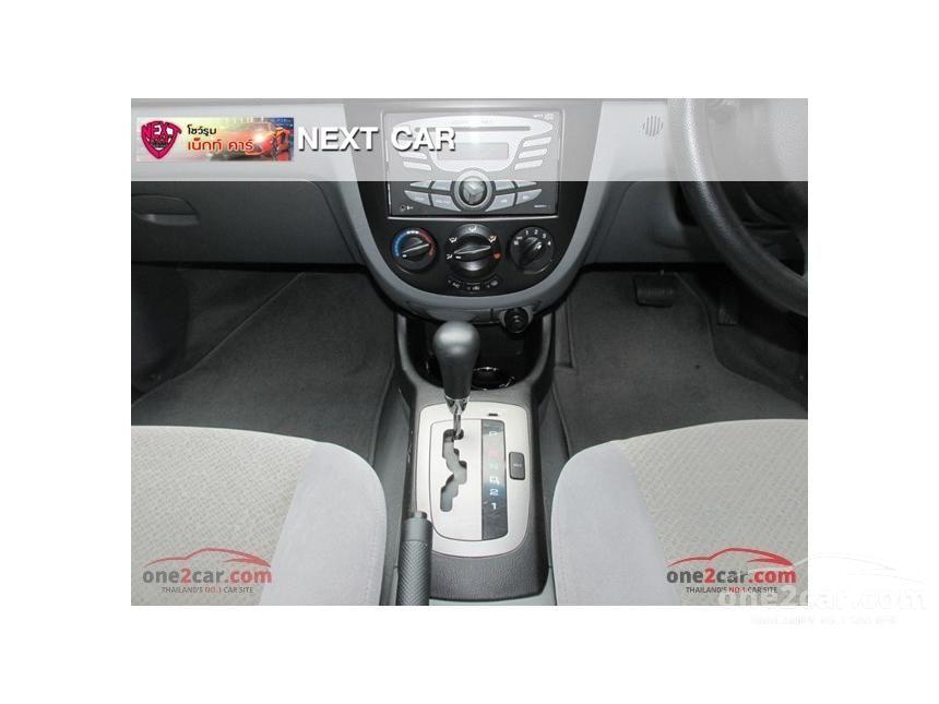 2009 Chevrolet Optra LS Sedan