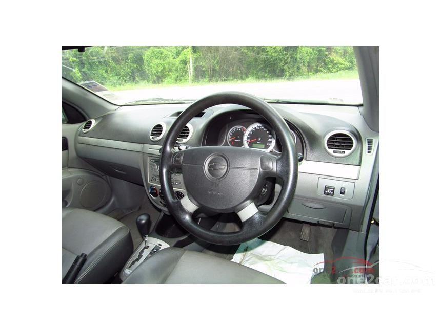 2008 Chevrolet Optra LS Wagon