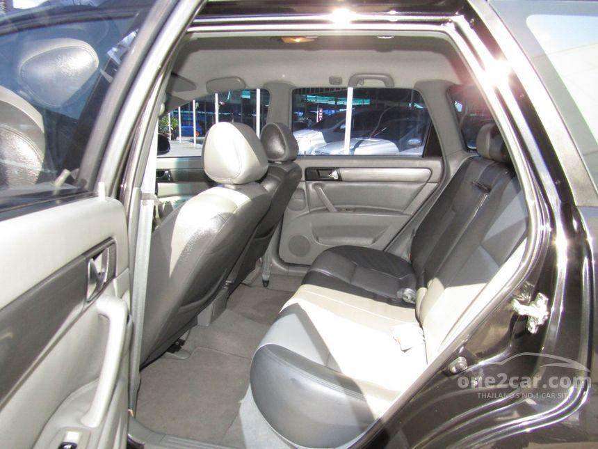 2009 Chevrolet Optra LT Luxury Sedan