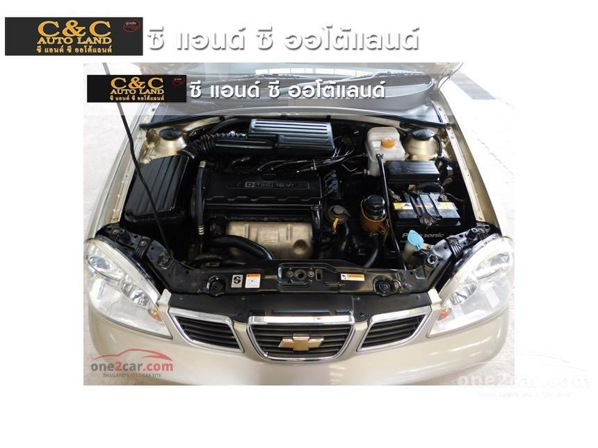 2003 Chevrolet Optra LT Sedan
