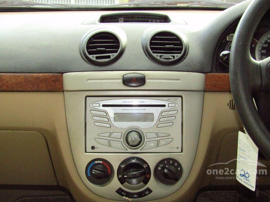 2009 Chevrolet Optra LT Sedan