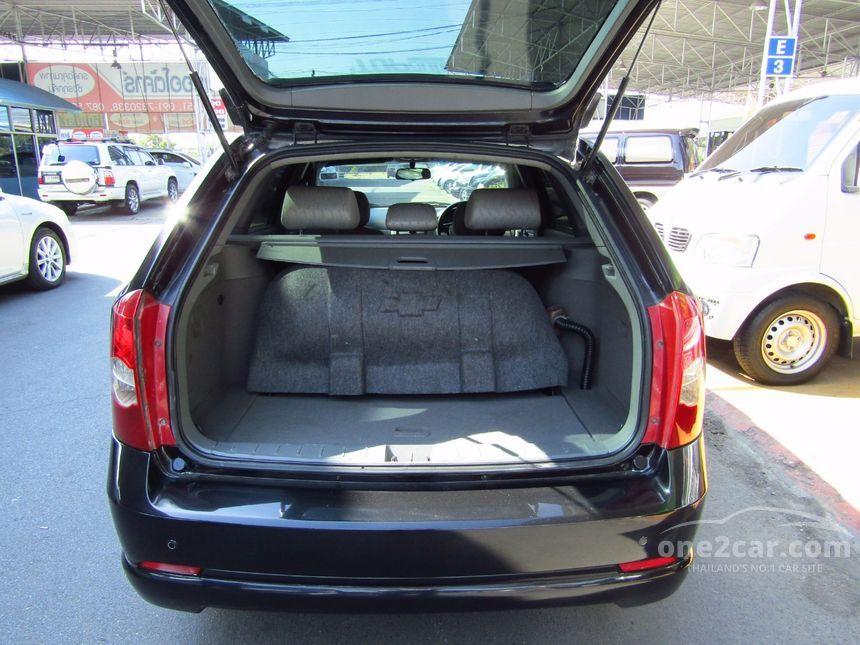 2010 Chevrolet Optra LT Wagon
