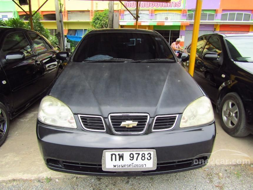 2003 Chevrolet Optra Sedan