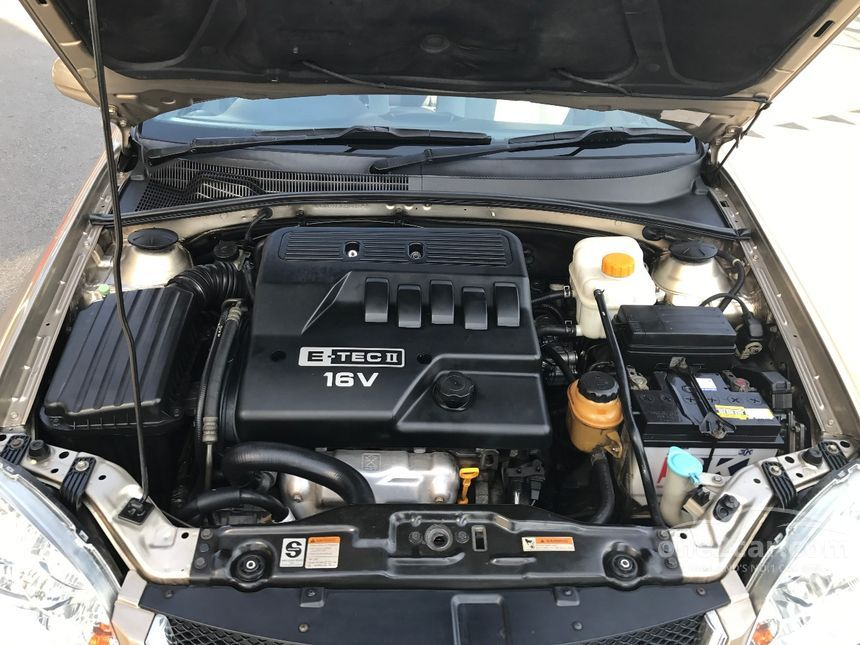 2005 Chevrolet Optra Sport Wagon