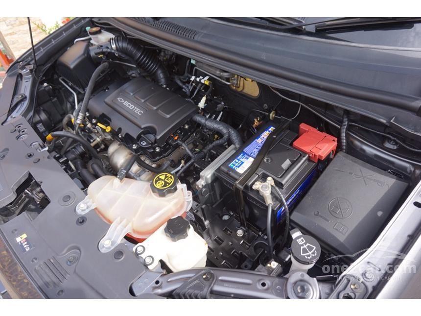 2013 Chevrolet Sonic LS Sedan