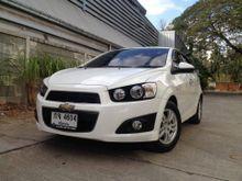 2013 Chevrolet Sonic (ปี 12-15) LT 1.4 MT Hatchback