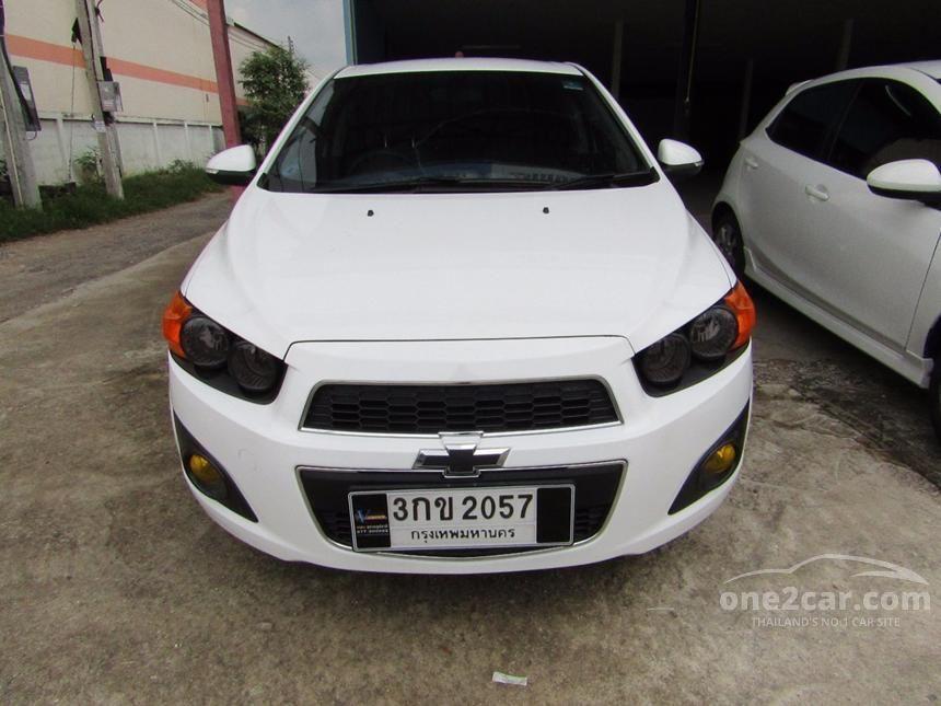 2014 Chevrolet Sonic LT Hatchback