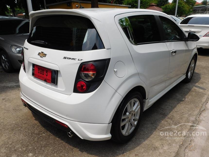 2015 Chevrolet Sonic LT Hatchback