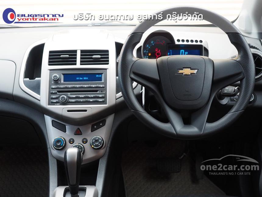 2013 Chevrolet Sonic LT Hatchback