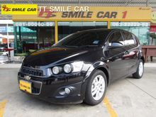 2013 Chevrolet Sonic (ปี 12-15) LT 1.6 AT Sedan