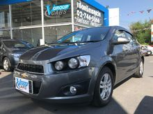 2014 Chevrolet Sonic (ปี 12-15) LT 1.6 AT Sedan