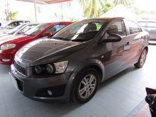 2013 Chevrolet Sonic (ปี 12-15) LT 1.4 AT Sedan