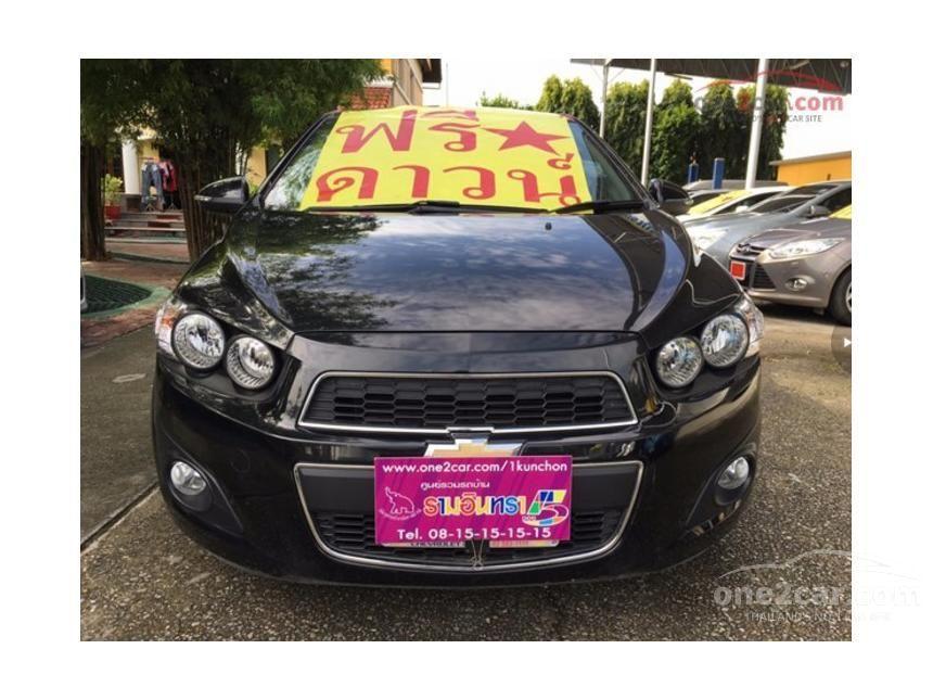 2015 Chevrolet Sonic LT Sedan