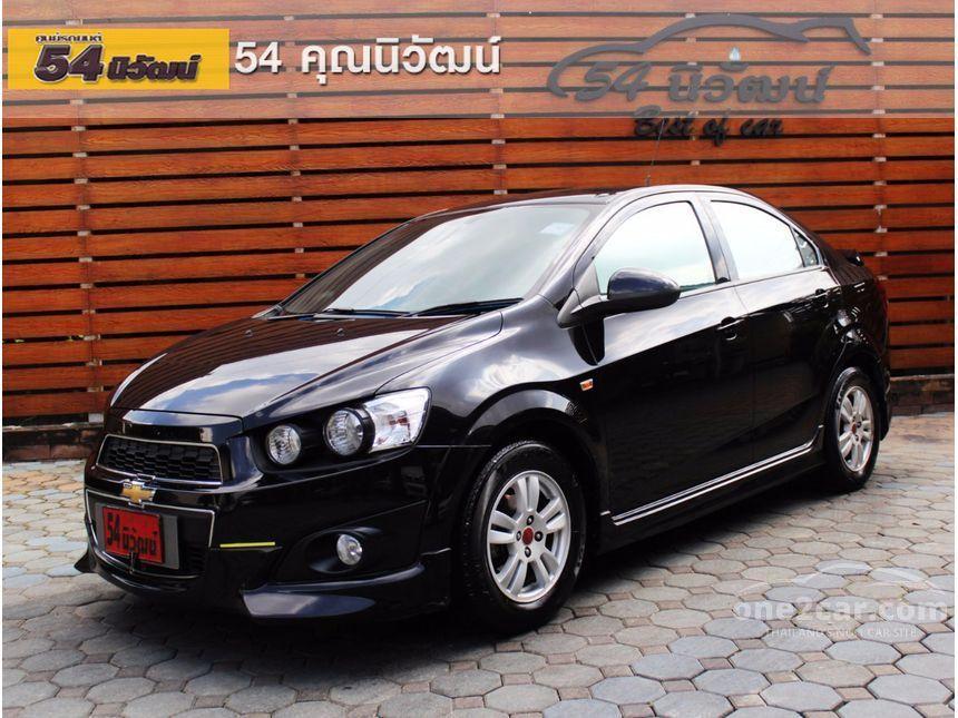 2013 Chevrolet Sonic LT Sedan