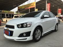 2015 Chevrolet Sonic (ปี 12-15) LT 1.6 AT Sedan