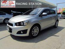 2013 Chevrolet Sonic (ปี 12-15) LTZ 1.4 AT Hatchback