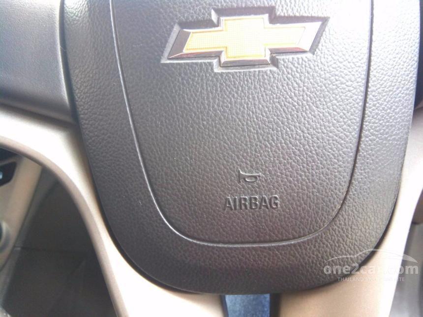 2013 Chevrolet Sonic LTZ Hatchback