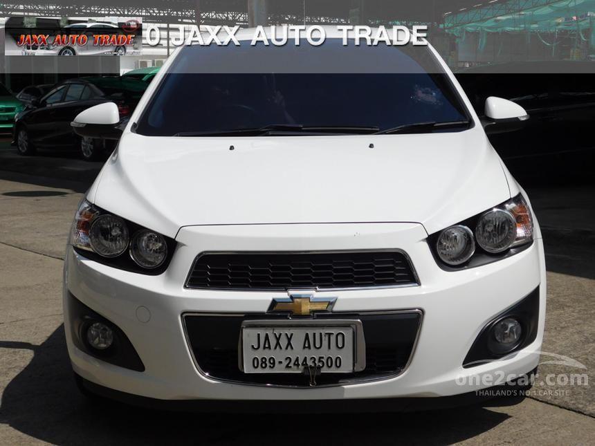 2015 Chevrolet Sonic LTZ Sedan