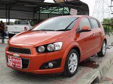 2015 Chevrolet Sonic (ปี 12-15) LTZ 1.6 AT Sedan