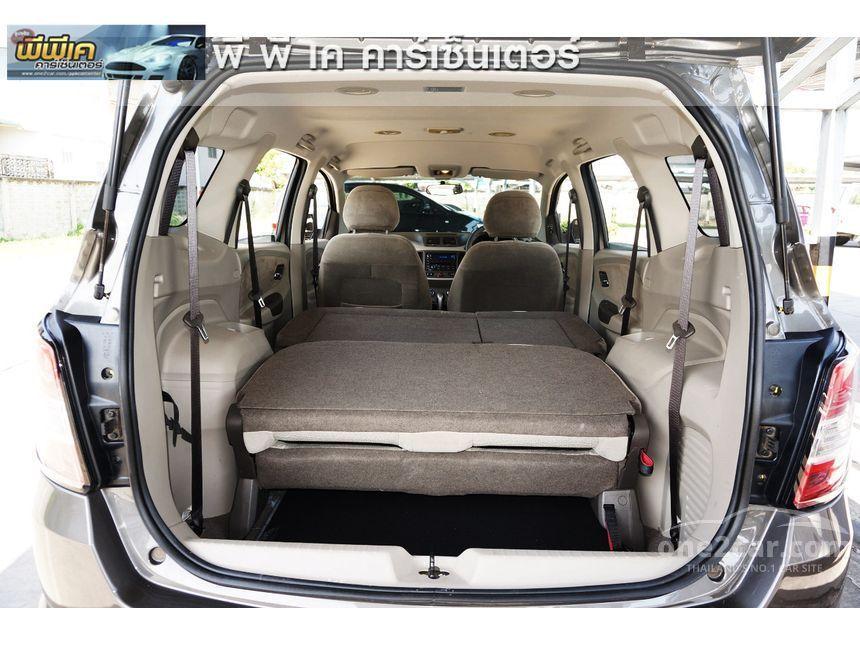 2015 Chevrolet Spin LTZ Wagon