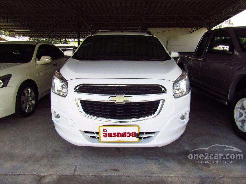 2013 Chevrolet Spin LTZ Wagon
