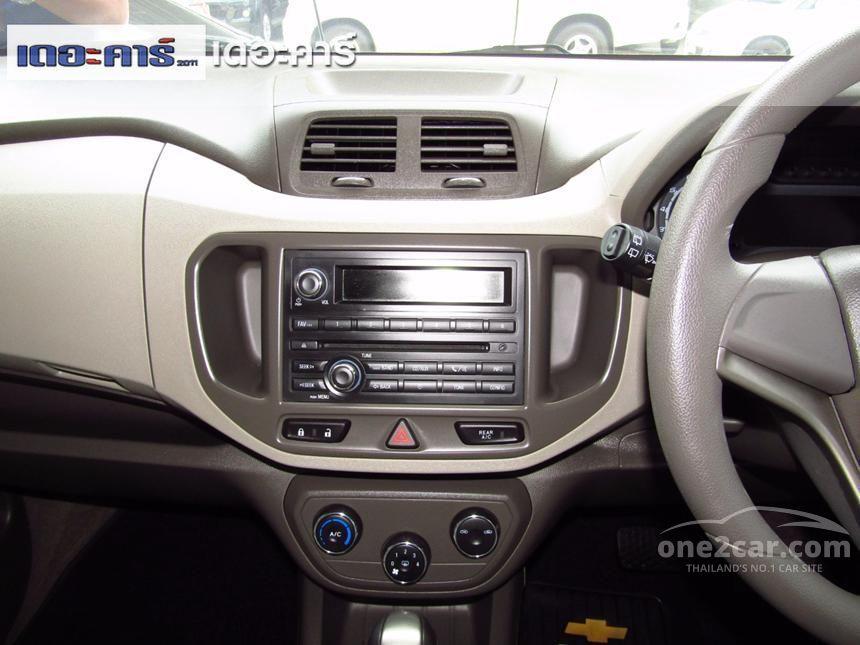 2014 Chevrolet Spin LTZ Wagon