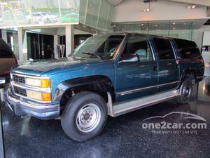 1992 Chevrolet Suburban 5.7 (ปี 92-99) SUV AT