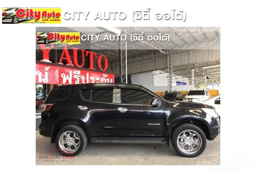 2013 Chevrolet Trailblazer LT SUV