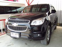 2012 Chevrolet Trailblazer (ปี 12-16) LT 2.5 MT SUV