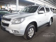 2014 Chevrolet Trailblazer (ปี 12-16) LT 2.8 AT SUV
