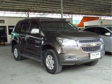 2012 Chevrolet Trailblazer (ปี 12-16) LT 2.8 AT SUV