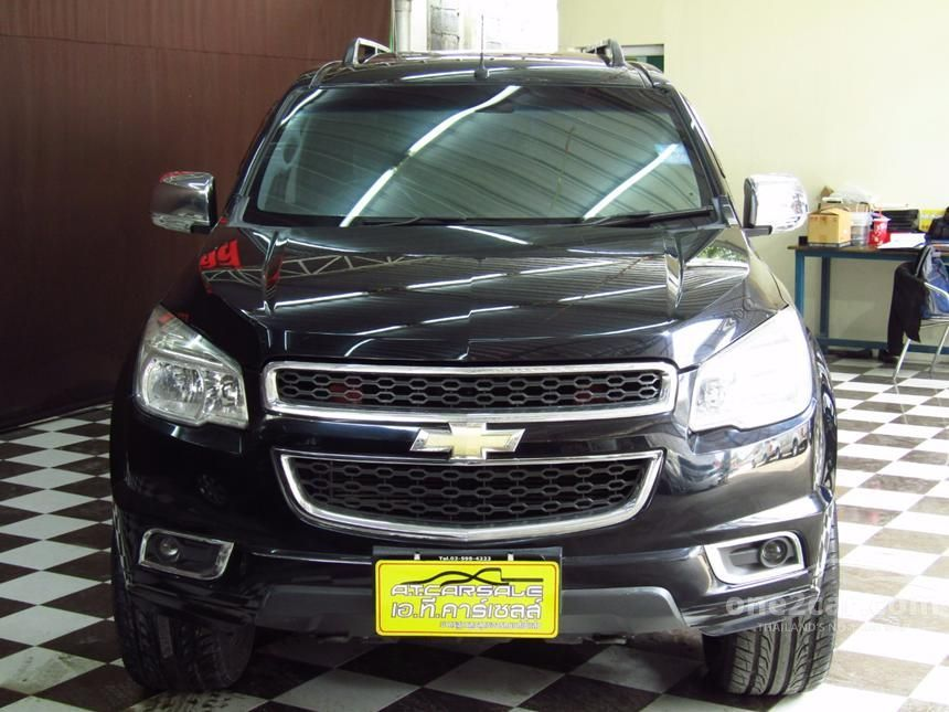 2012 Chevrolet Trailblazer LT SUV