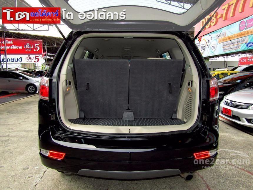 2012 Chevrolet Trailblazer LT SUV