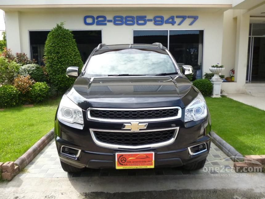 2012 Chevrolet Trailblazer LTZ 1 SUV