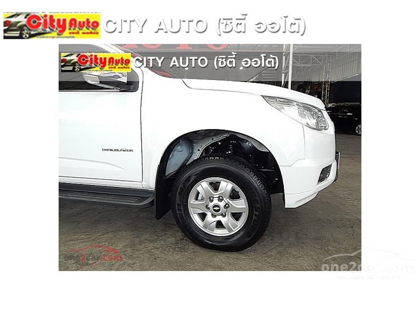 2014 Chevrolet Trailblazer LTZ 1 SUV