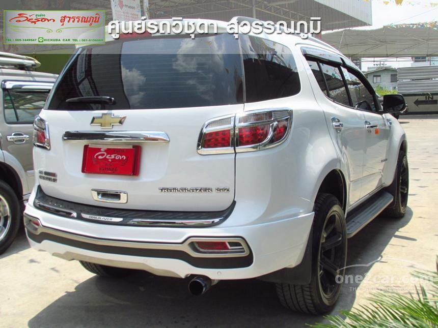 2013 Chevrolet Trailblazer LTZ 1 SUV