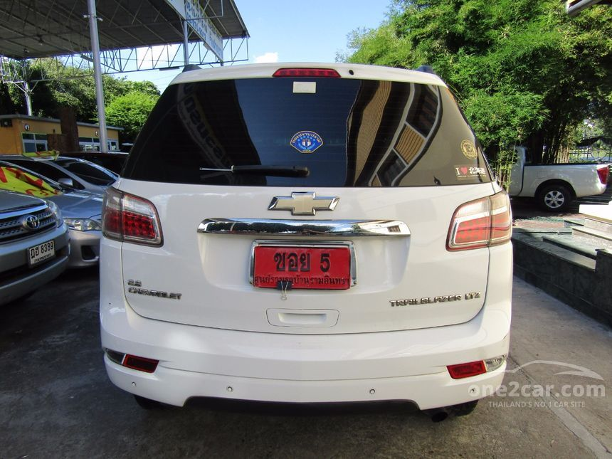 2014 Chevrolet Trailblazer LTZ 1 SUV