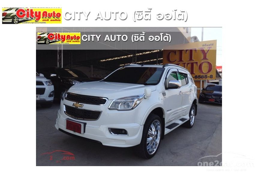 2016 Chevrolet Trailblazer LTZ 1 SUV